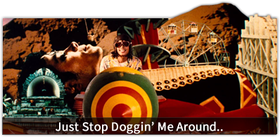 Just Stop Doggin' Me Around